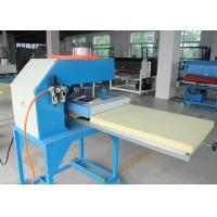 Quality Pneumatic Double Station Large Format Heat Press Machine Protective Metal Cover for sale
