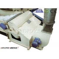 Wholesale PLC control 1400mm 3.75kw Auto Cotton bale Opener with  Laber Saving from china suppliers