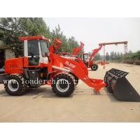 Wholesale 2.0t compact loader ZL20F for construction project from china suppliers