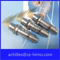 Wholesale ip50 circular 5pin lemo replacement connector wit pcb contact pin from china suppliers