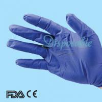 Wholesale Blue Industrial Grade Vinyl Gloves from china suppliers