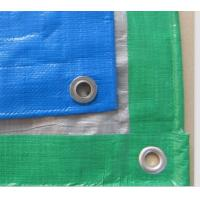 Wholesale Aluminum Grommets Poly tarps- Ground Sheet Camping Tent Tarp from china suppliers