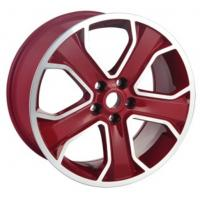 Quality 20x9.5 45 ET Red Full Painted 20 Inch Alloy Wheel For Automobile, Car Alloys Wheels for sale