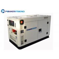 Wholesale 12KW 15KVA Three Phase FAWDE Diesel Generator Set Super Silent from china suppliers