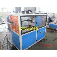 Wholesale Gas / Water PE Pipe Extrusion Line 63mm HDPE Pipe Making Machine from china suppliers