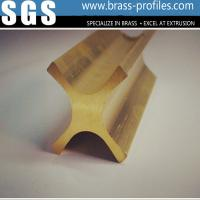 Wholesale Durable Factory Price Brass Sanitary Ware X Shape Profiles from china suppliers