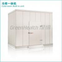 Wholesale Automatic Defrost Cold Storage Warehouses , Restaurant Cold Room 13HP from china suppliers