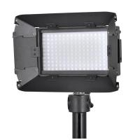 Wholesale High Brightness Led Camera Lights With Barndoors / Lcd Touch Screen from china suppliers