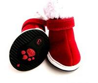 Wholesale red dog shoes,fashion dogs shoes,shoes for dogs from china suppliers