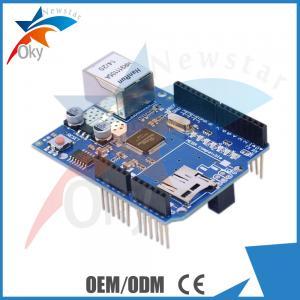 Wholesale Wiznet W5100 WIFI Shield Arduino , 40 mA GPRS Shield Arduino from china suppliers