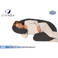 Wholesale C Shaped Maternity Pregnancy Pillow Baby Nursing Washable Cover Anti - Apnea from china suppliers
