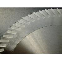 Wholesale 1010mm High speed steel DMo5 segmental circular saw blade for metal work cutting from china suppliers