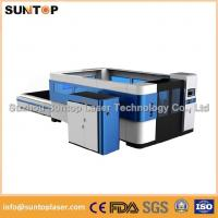 Wholesale Mild steel , aluminium , brass and copper fiber cnc laser cutting machine from china suppliers