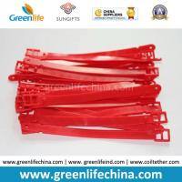 Wholesale Baggage Tag Accessory Promotional Soft PVC Belt Holder in Red from china suppliers