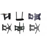 Wholesale Full motion X4 32-52 inch LCD TV universal telescopic retractable wall bracket TV mount from china suppliers
