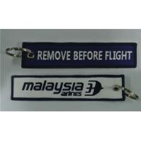 Buy cheap Malaysian Airlines Remove Before Flight Keychain from wholesalers