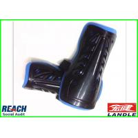 Buy cheap Basic Fixed Plastic Youth Shin Pads Hockey Instep Protectors from wholesalers