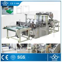 Wholesale High Speed Plastic Bag Making Machine Six Lines Cold Cutting Computer Control from china suppliers