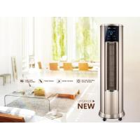 Buy cheap Low Noise Warm Air Conditioner , Hot Air Vertical Fan Heater With LCD Touch Switch from wholesalers