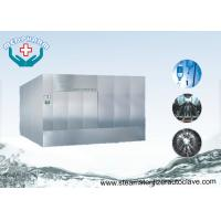 Wholesale Super Heated Hot Water Spray Pass Through Autoclave For IV Solutions from china suppliers