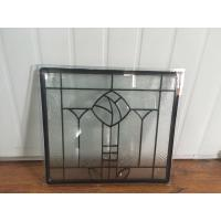 Wholesale Artistic Tempered Safety Glass IGCC / IGMA Certification Steel Frame from china suppliers