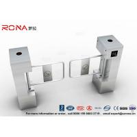 Wholesale RFID Biometric Swing Barrier Gate Bank Bridge Access Control Turnstile from china suppliers