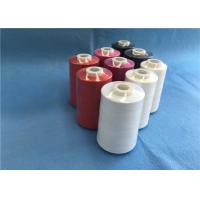Wholesale High Tenacity  Dyed Colors Spun Polyester 100% TFO Sewing Thread 40s/2 5000y Price from china suppliers