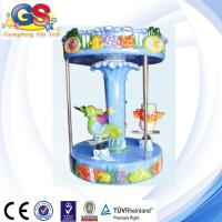 Wholesale Ocean World Carousel carousel for sale kiddie rides from china suppliers