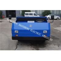 Buy cheap 8kw Motor Power Electric Cargo Truck 8000kg Load Capacity With 3060mm Wheel Base from wholesalers