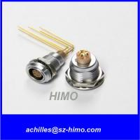 Wholesale 7pin PCB Pin lemo high voltage cable connector from china suppliers
