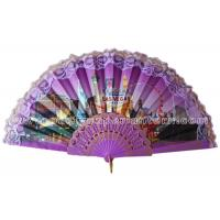 Wholesale Tourist  Attractions  Lace Hand Fans ,  Premium / Souvenirs Hand Fans from china suppliers