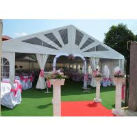 Wholesale Waterproof 20 X 20m Large Wedding Party Tent , Outdoor Wedding Reception Tent from china suppliers