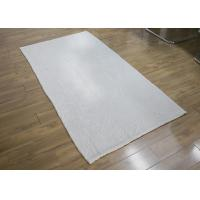 Wholesale White Color  Blankets  Anti Pill Fleece Blanket 100% Polyester Flannel Blanket from china suppliers