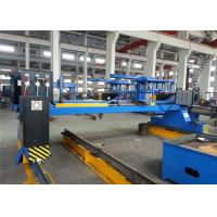Quality Stable CNC Plasma machine / CNC Cutting Machines 5500mm Transverse Gauge for sale