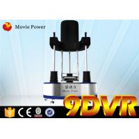 Wholesale 3-Dof Electric Platform 9d Vr Cinema Roller Standing Up Coaster Simulator Ride from china suppliers