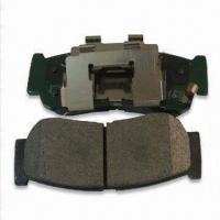 Buy cheap Semi-metallic Brake Pads, Eco-friendly, Noise-free from wholesalers