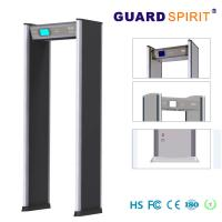 Wholesale Playground safe 24 Zones full body metal detectors Battery supply with customic Option from china suppliers