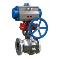 Wholesale OEM Industrial Control Valves Flange connection RF FF simple Structure from china suppliers