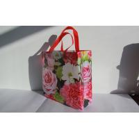 Wholesale Self Adhesive Non Woven Reusable Bags / Laminated Non Woven Bag from china suppliers