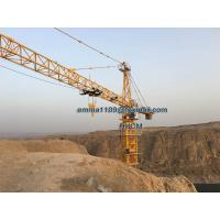 Wholesale TC7030 12t Tower Crane Construction Specification 50-60M Free Height from china suppliers