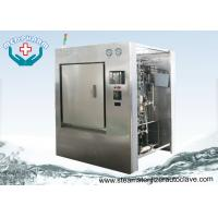 Wholesale Automatic Hinge Door CSSD Sterilizer 1000 Liter With Safety Working System from china suppliers