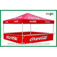 Wholesale Commercial Trade Show Folding Tent Waterproof Easy Up Tent For 4 Person from china suppliers