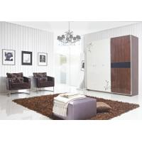 Wholesale Apartment interior project Custom Furniture Modern Wooden Sliding door Wardrobe closet from china suppliers