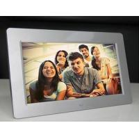 "Quality full function white color 10.2""DPF/10.2inch 1024*600 photo frame   for sale"