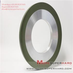 Wholesale Surface coating hot spraying resin bond diamond grinding wheel Alisa@moresuperhard.com from china suppliers
