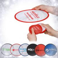 Wholesale Foldable Frisbee with pouch, folding frisbee, advertising frisbee, flying disc from china suppliers
