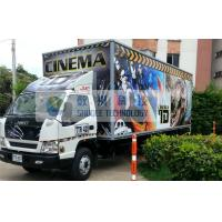 Wholesale Outdoor Exciting Truck 5D 6D 7D XD Movie Theater with Cinema Simulation for Theme park from china suppliers