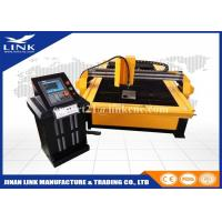 Wholesale Iron plate plasma metal cutting machine table top plasma cutter with big size from china suppliers