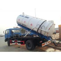 Wholesale DFL1120B1 Vaccum Septic Pump Truck For Irrigation , Drainage And Suction from china suppliers