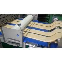 Wholesale Customizable Make - up Dough Laminator Machine With Heatable Cutter , Pastry Maker Machine from china suppliers